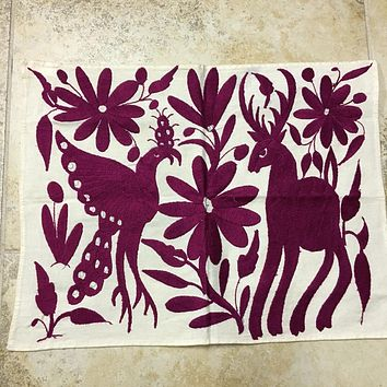 Otomi Placemat Wine