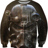 Re Release  Of Fallout 4 Sweater