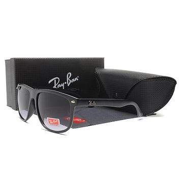New Ray-Ban Sunglasses RB4246M Clubround Wood Polarized 1181/58 Authentic