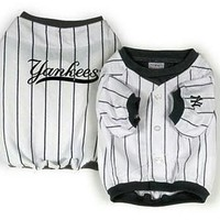 New York Yankees Alternate Style Dog Jersey