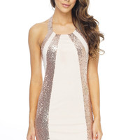 Megan Sequin Dress