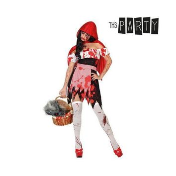 Costume for Adults Th3 Party Bloody little red riding hood