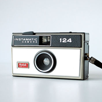 Kodak Instamatic Vintage Camera Retro Home Decor