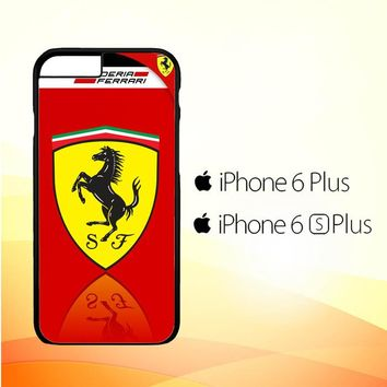 Scuderia Ferrari Formula 1 X3358 iPhone 6 Plus|6S Plus Case