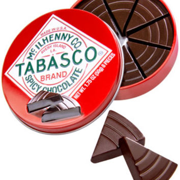 Official Tabasco Spicy Chocolate