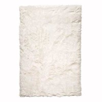 Home Decorators Collection, Faux Sheepskin White 2 ft. x 3 ft. Area Rug, 5248200410 at The Home Depot - Mobile