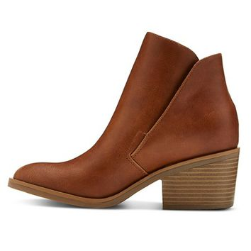 Women's Geneva Hidden Wedge Booties : Target