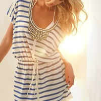 Embellished Cover-up Sweater - Victoria's Secret