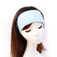 1 PC SPA Shower Head Band Bath Beauty Salon Hair Band Sweat Elastic Soft Headband Washing Face Makeup Hairband