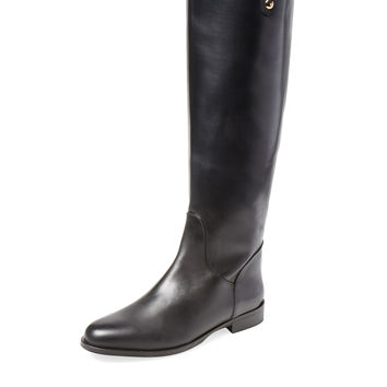Charles David Women's Jola Leather Boot - Black -