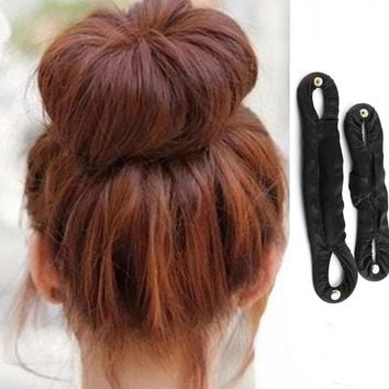 1Pc Headwear Magic Twist Styling Hair Braider Tool Holder Clip DIY Hair Tie Useful Beauty Tool