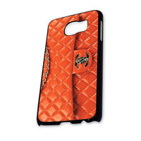 Chanel Orange Wallet Samsung Galaxy S6 Case