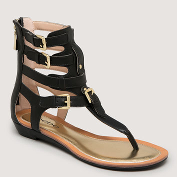 bebe Womens Dilara Gladiator Sandals