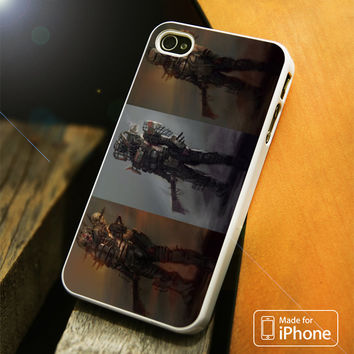Game Fallout Cover 4 Concept iPhone 4(S),5(S),5C,SE,6(S),6(S) Plus Case