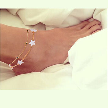 Star anklet Collection