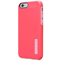 Incipio DualPro Case Cover for Apple iPhone 6 (Coral/Light Pink) - IPH-1179-CORLPNK