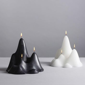 Icescape Candle by Aruliden | Generate Design