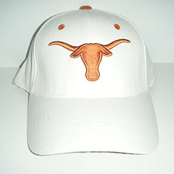 Texas Longhorns NWT Vintage Stretch Fit Hat Authentic Cap