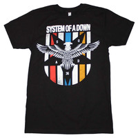 System of a Down Eagle Colors