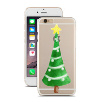 Christmas Tree - Christmas Gift - Chirstmas Idea - Winter - Super Slim - Printed Case for iPhone - S046