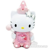 Hello Kitty Alarm Clock : Cone Hat Kitty Watch $33.99