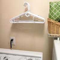 Evelots Clothes Hanger Organizer, Closet & Room Storage Tools