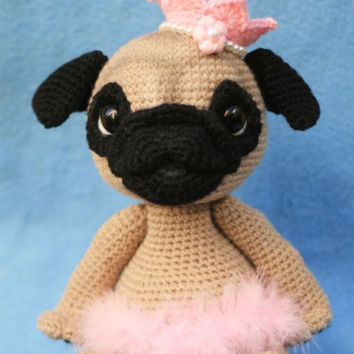 Amigurumi Animals Patterns Free : Best Crochet Puppy Pattern Products on Wanelo