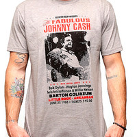 Men's Cash And Friends 80'S Concert T-Shirt