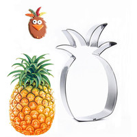 Pineapple Fruit Shape Cake Cookie Mold Cake Decorating