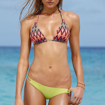 The Sunkissed Triangle Top - Victoria's Secret Swim - Victoria's Secret