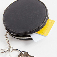 Round Pouch Keychain | Urban Outfitters