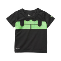 Nike LeBron Exploded Logo Dri-FIT Infant/Toddler Boys' T-Shirt