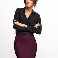 Ponte Pencil Skirt - Victoria's Secret