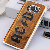 Acdc Gold Samsung Galaxy S6 Edge Plus Dewantary