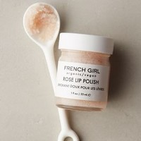 French Girl Organics Rose Lip Polish in Rose Size: One Size Makeup