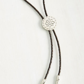 Plait in the Shade Bolo Tie | Mod Retro Vintage Necklaces | ModCloth.com