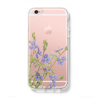 Flower Spring iPhone 6 Case, iPhone 6s Plus Case, Galaxy S6 Edge Case C069