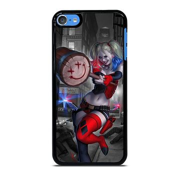 HARLEY QUINN HAMMER iPod Touch 7 Case