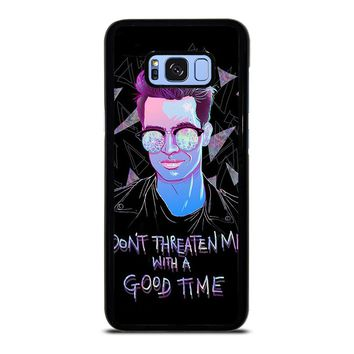 PANIC AT THE DISCO BRENDON URIE Samsung Galaxy S8 Plus  Case