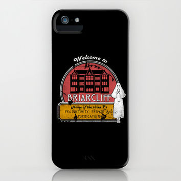 American Horror Story: Briarcliff iPhone & iPod Case by dutyfreak