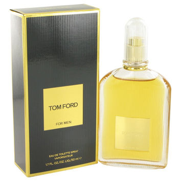 Tom Ford By Tom Ford Eau De Toilette Spray 1.7 Oz