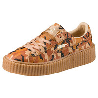 PUMA BY RIHANNA WOMEN'S CAMO CREEPER, buy it @ www.puma.com