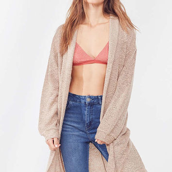 Out From Under Sunday Morning Cardigan | Urban Outfitters