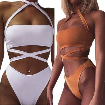 THATS A RAP BIKINI SET (+color options)