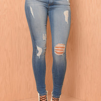 Come Clean Jeans - Denim