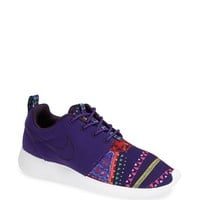 Nike 'Roshe Run MP QS' Print Sneaker (Women)