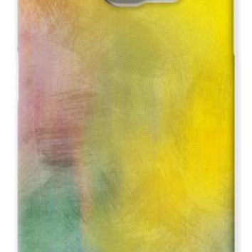 Colorful Abstract Painting Galaxy S6 Case