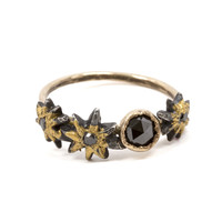 Black Diamond Europa Ring