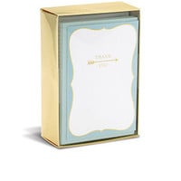 Mint and Gold Thank You Boxed Set