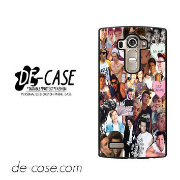 One Direction And 5sos For LG G4 Case Phone Case Gift Present